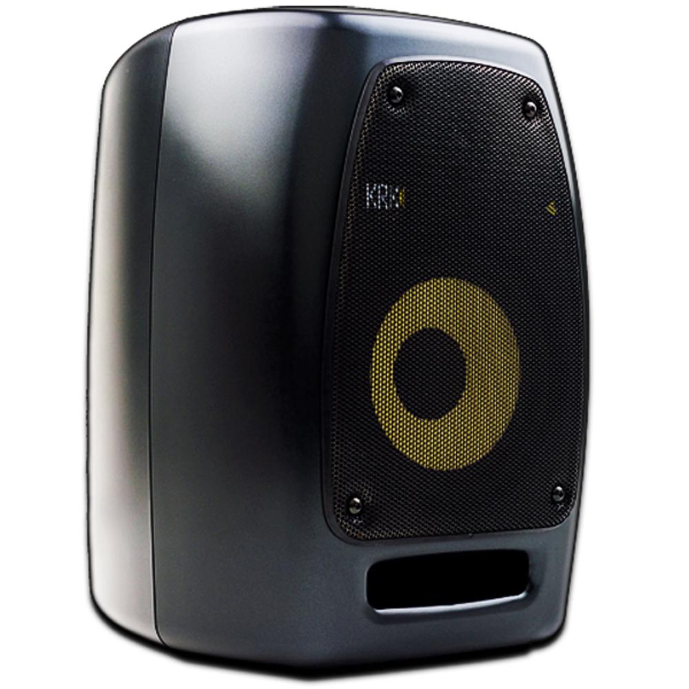 krk vxt6 powered reference studio monitor getinthemix. Black Bedroom Furniture Sets. Home Design Ideas
