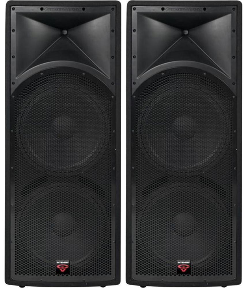 Cerwin Vega Intense 252 Speaker