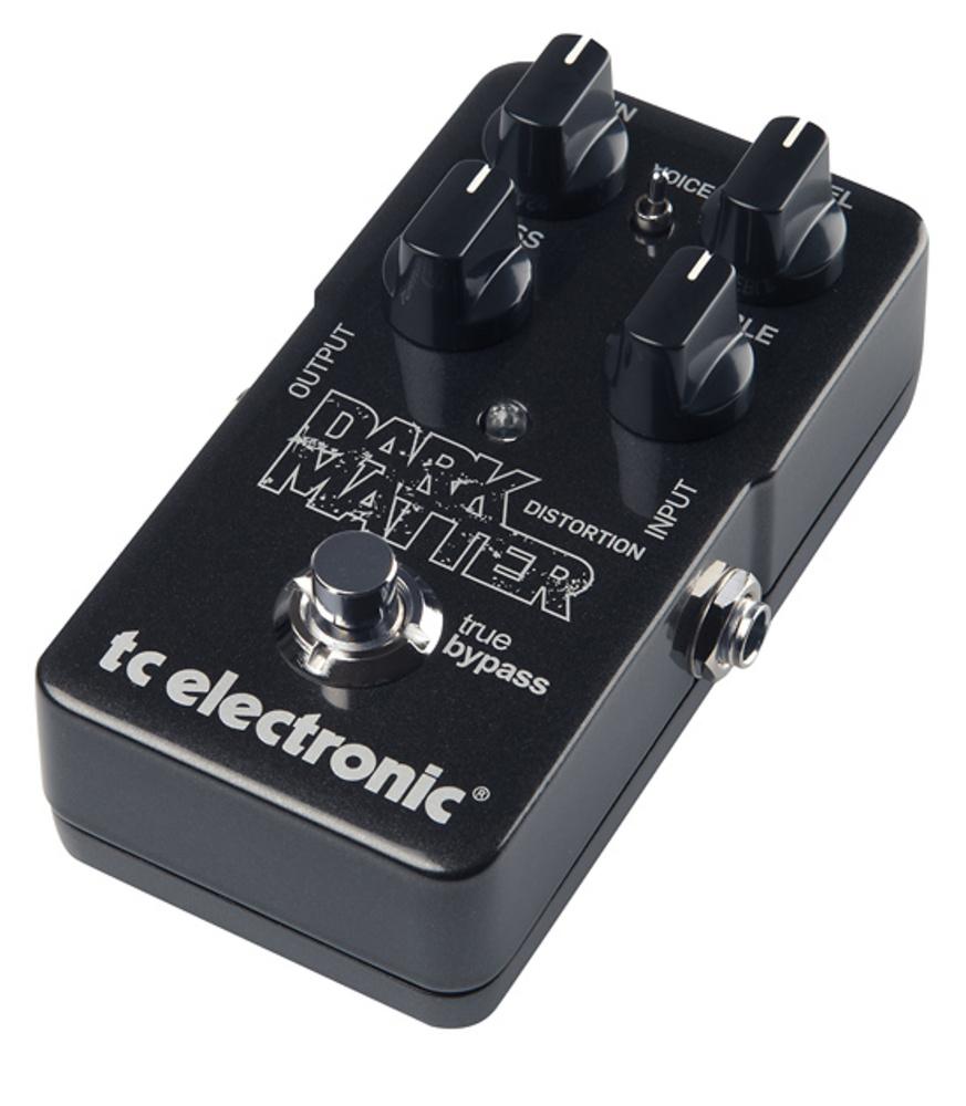 tc electronic dark matter distortion guitar effects pedal. Black Bedroom Furniture Sets. Home Design Ideas
