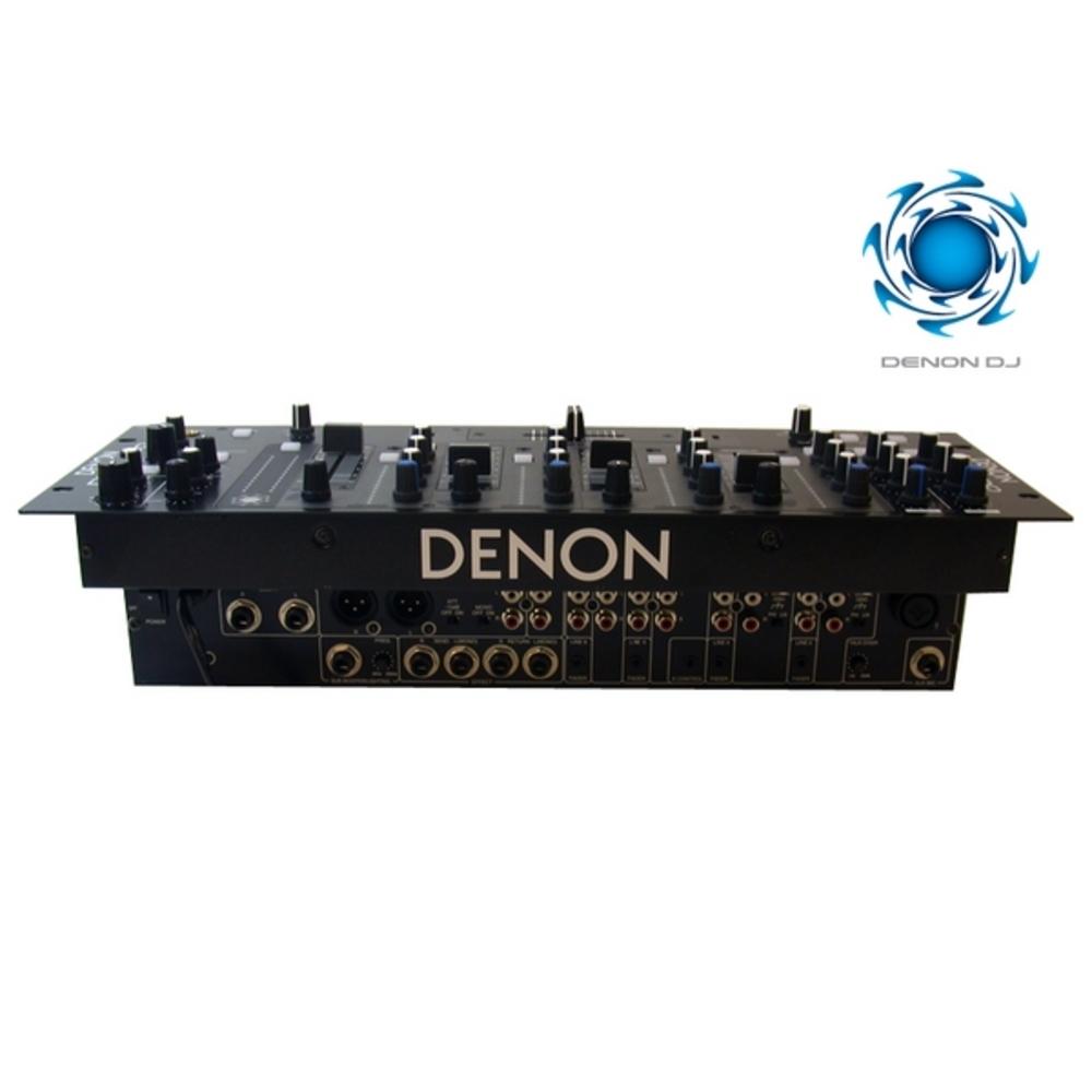 Denon Dnx500 Mixer   getinthemix com
