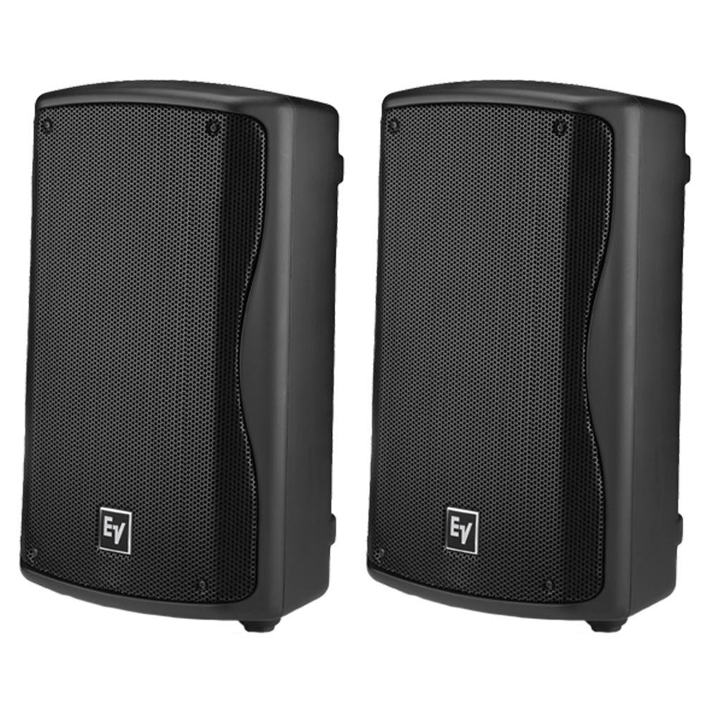 electro voice zxa1 90b powered pa speaker. Black Bedroom Furniture Sets. Home Design Ideas