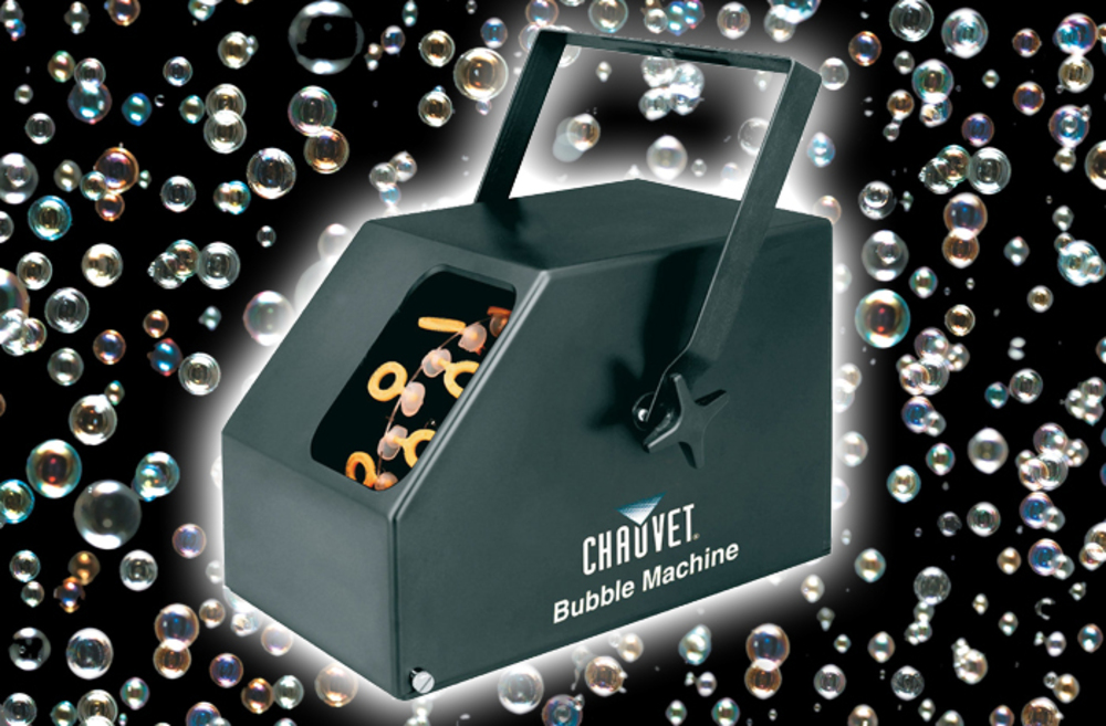 Chauvet B-250 Bubble Machine | getinthemix.com
