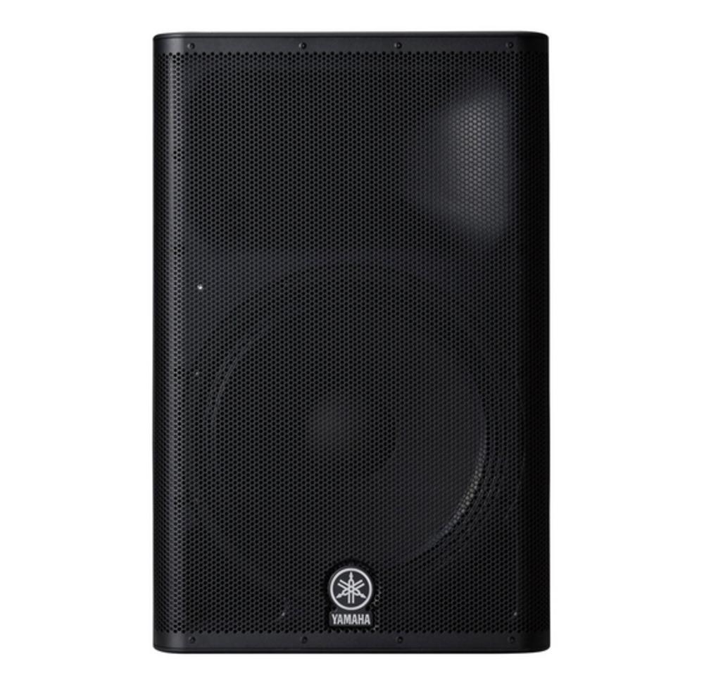 yamaha dxr15 1100w active powered pa speaker. Black Bedroom Furniture Sets. Home Design Ideas
