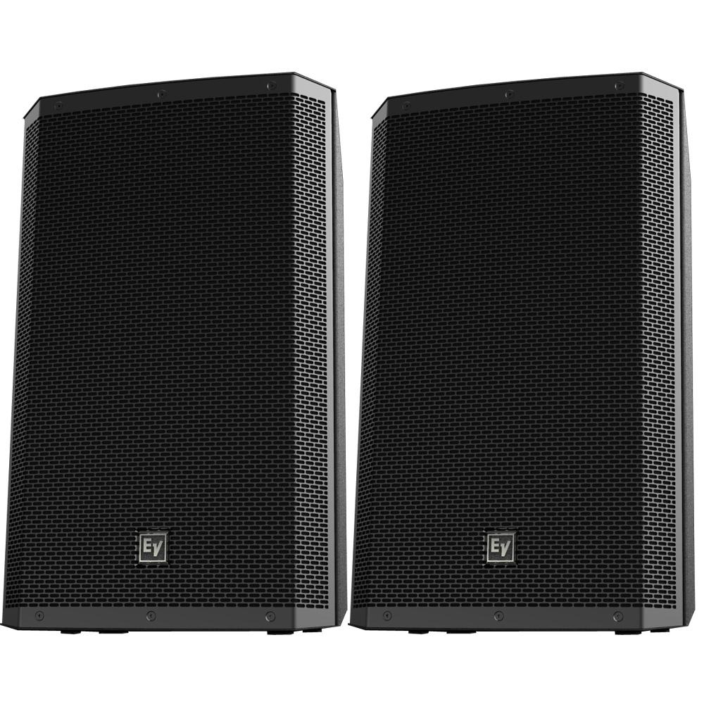 electro voice zlx15p 15 1000 watt active pa speaker. Black Bedroom Furniture Sets. Home Design Ideas