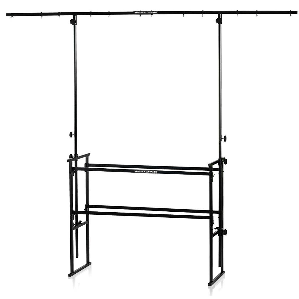 Gorilla Gds4 4 Foot Disco Stand Deck Lighting Wiring Diagram 4ft Complete