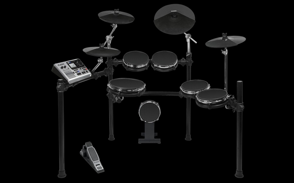alesis dm10 studio kit mesh. Black Bedroom Furniture Sets. Home Design Ideas