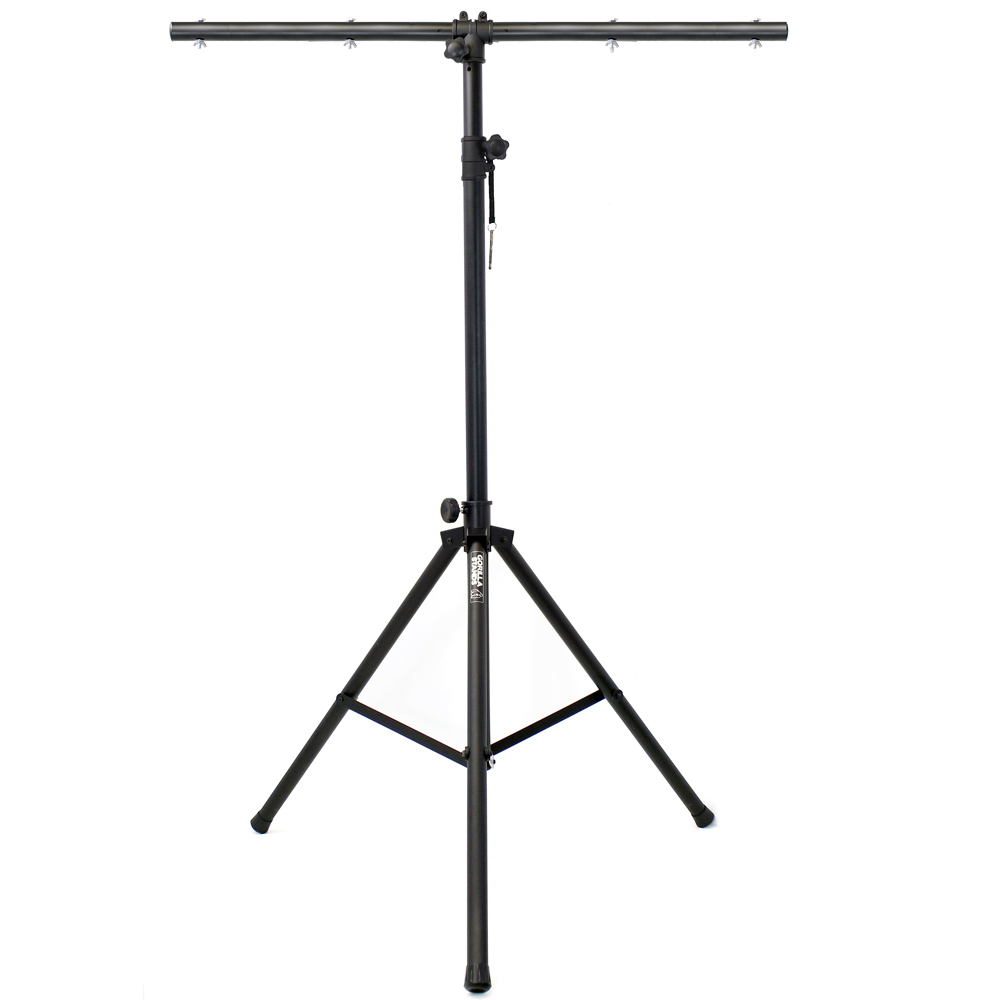Gorilla Heavy Duty Premium 40kg T-Bar Lighting Stand  sc 1 st  GetInTheMix & Gorilla GTB-100 T-bar stand