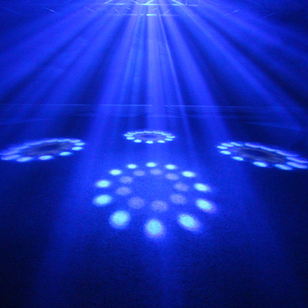 Equinox Revolution RGBW LED Effect