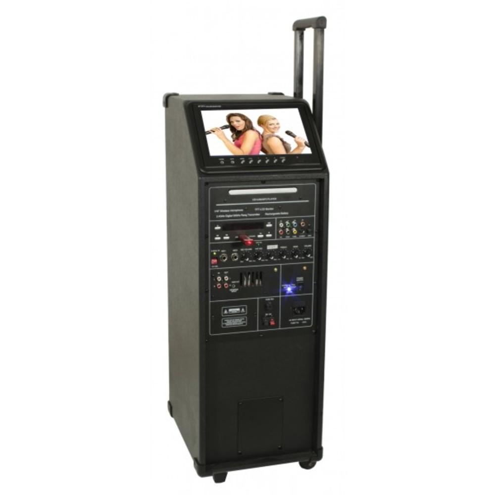 Ibiza Sound Portable Karaoke Pa System