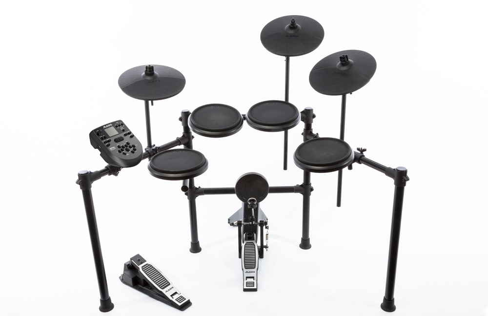 alesis nitro kit electronic drum kit. Black Bedroom Furniture Sets. Home Design Ideas