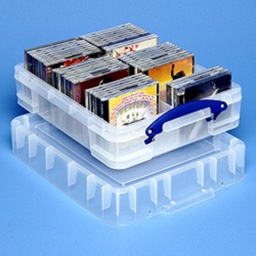 11 Litre XL Really Useful Box + Large Tray 6