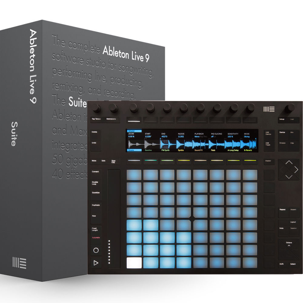 how to download ableton live 9