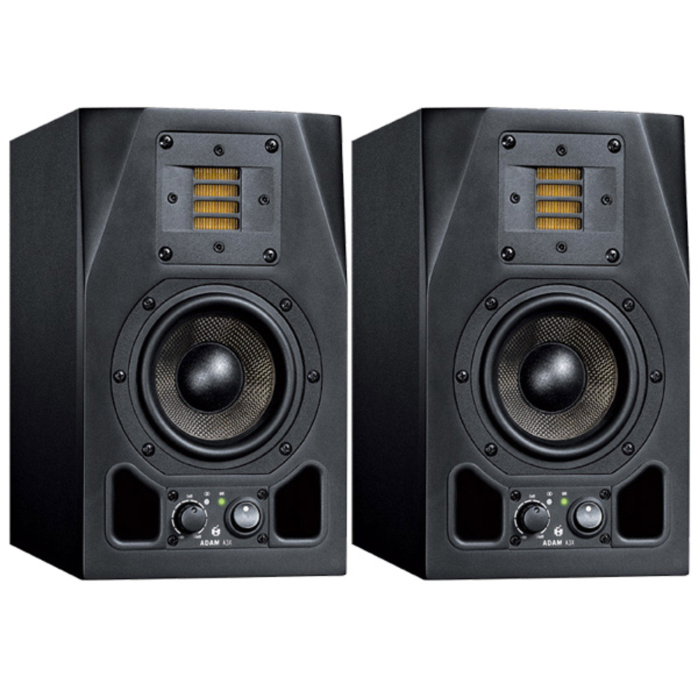 Adam A3x Active Studio Monitor Getinthemix