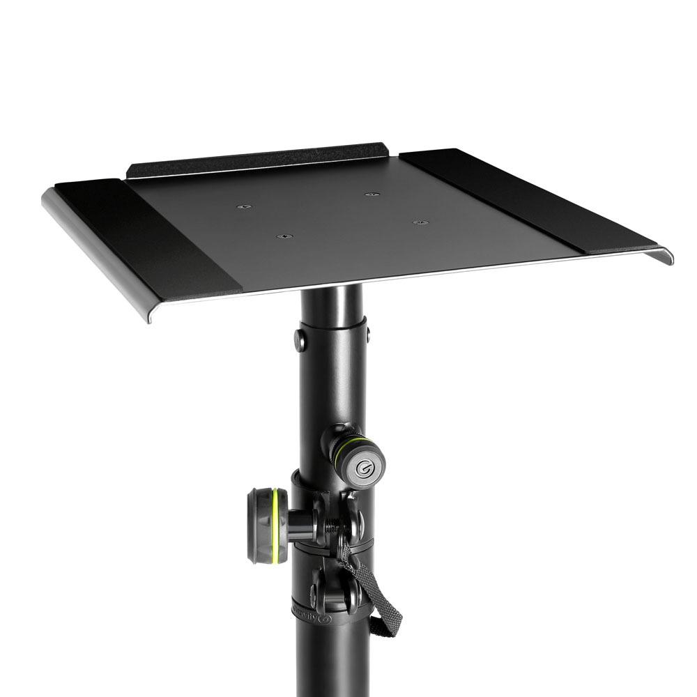 gravity sp 3202 vt vari tilt studio monitor speaker stand. Black Bedroom Furniture Sets. Home Design Ideas