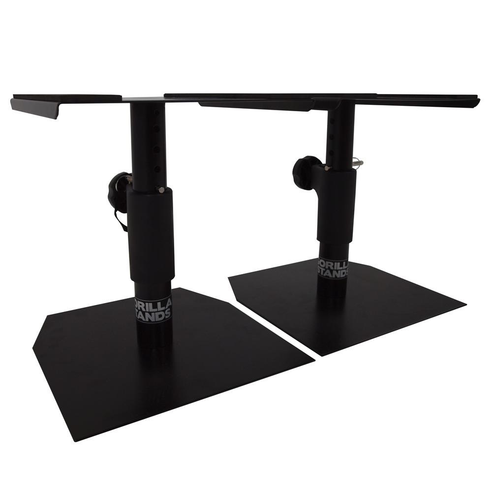 Studio Monitor And Stand : gorilla gsm 50 desktop studio monitor stands pair getinthemix ~ Russianpoet.info Haus und Dekorationen