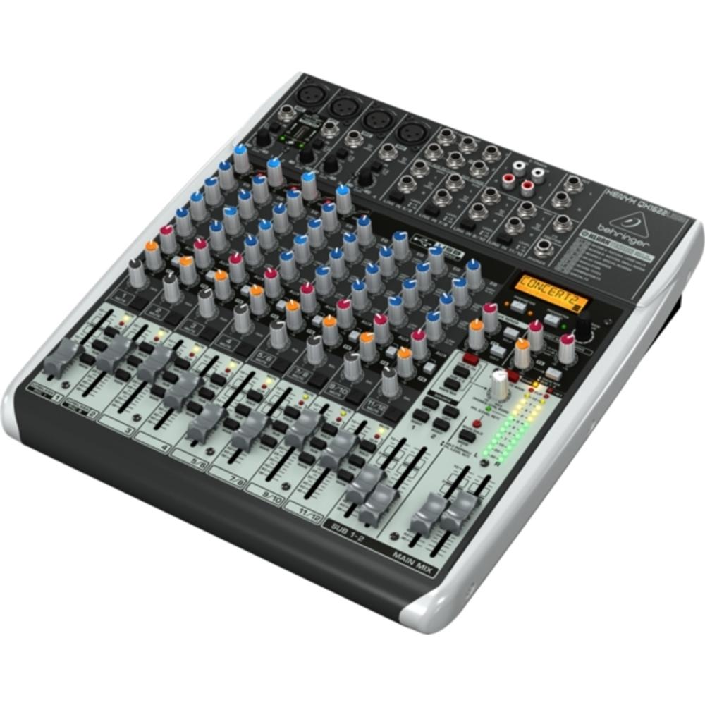 behringer qx1622usb 8 channel mixer. Black Bedroom Furniture Sets. Home Design Ideas
