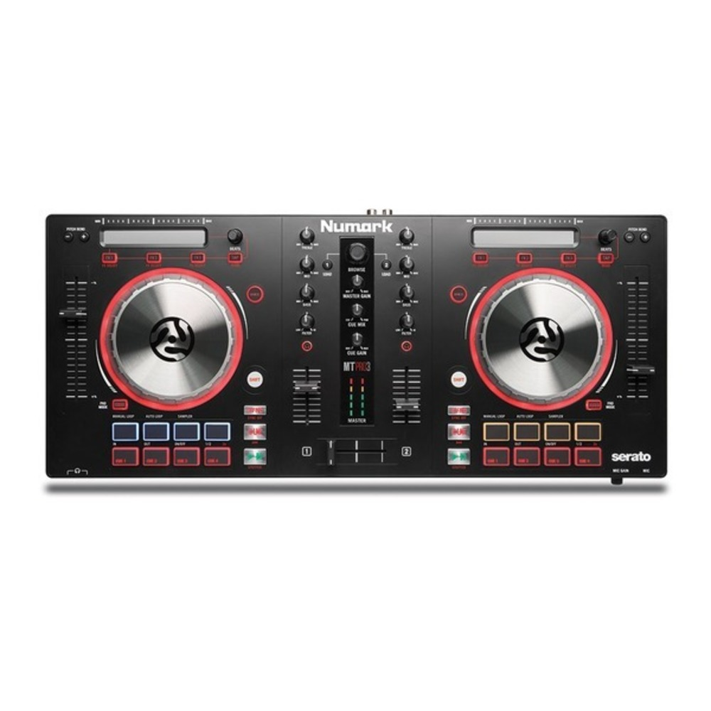numark mixtrack pro 3 with n wave 580l hf125. Black Bedroom Furniture Sets. Home Design Ideas