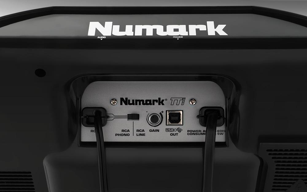 Numark Ttusb Belt Drive Turntable