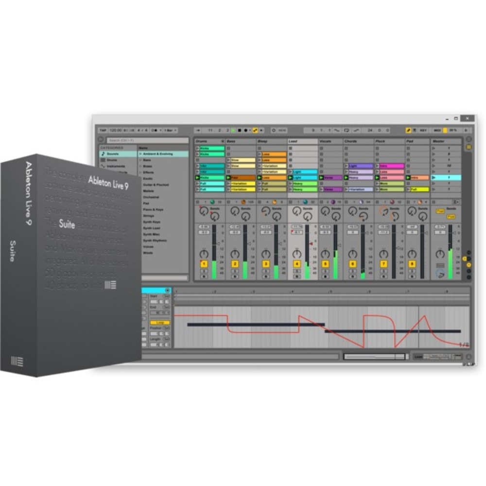 free packs for ableton live 9 intro