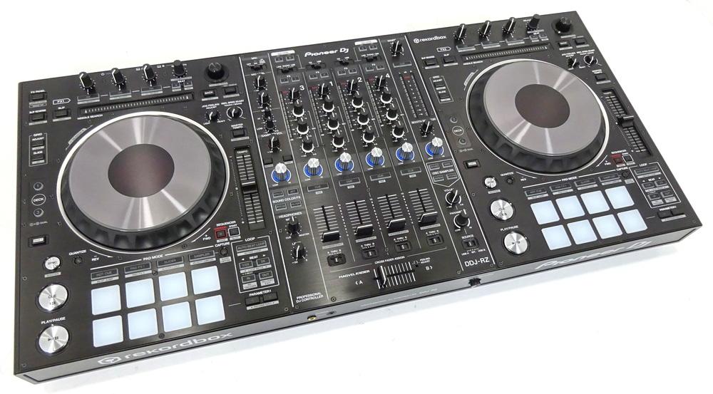 Pioneer DDJ-RZ DJ Controller Treiber Herunterladen