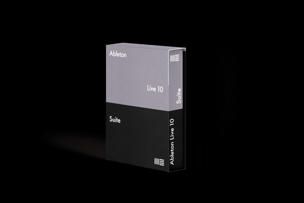 Ableton Live 10 Suite DAW Software | getinthemix com