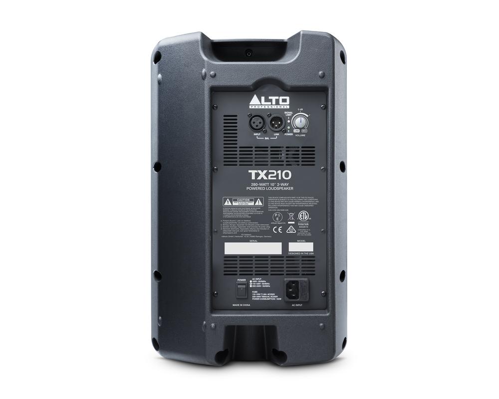 Alto Tx210 Pair Amp Alto Ts212s Package Getinthemix Com