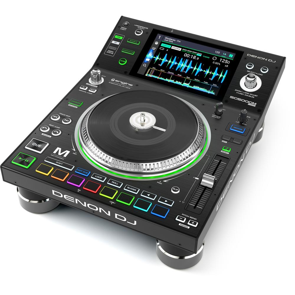 Denon DJ SC5000M | getinthemix com