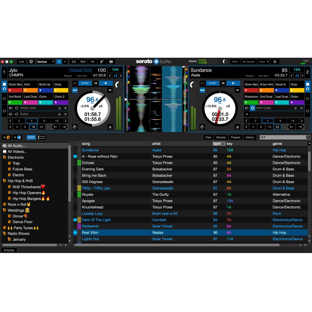 serato dj pro full download free