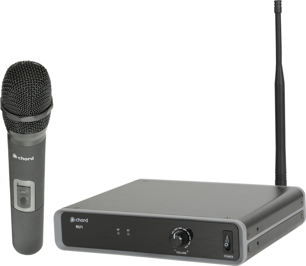 chord nu1 handheld uhf wireless microphone system 864 1mhz. Black Bedroom Furniture Sets. Home Design Ideas