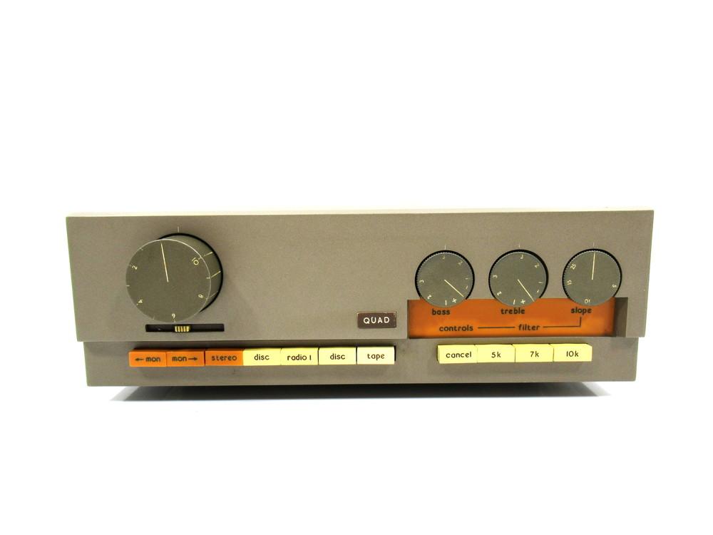 Quad 33 Pre Amp & Quad 303 Power Amp | GetInTheMix