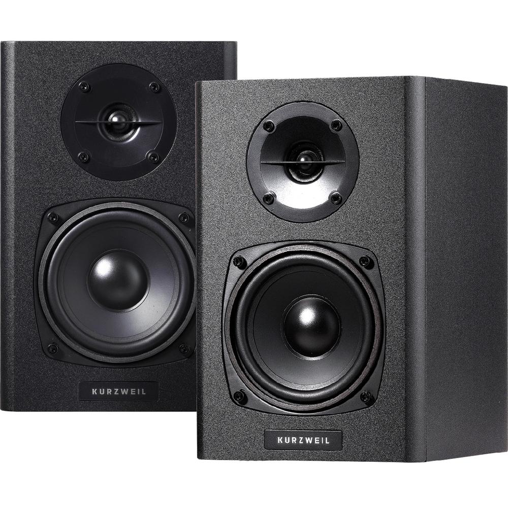 kurzweil ks40a studio monitors pair. Black Bedroom Furniture Sets. Home Design Ideas