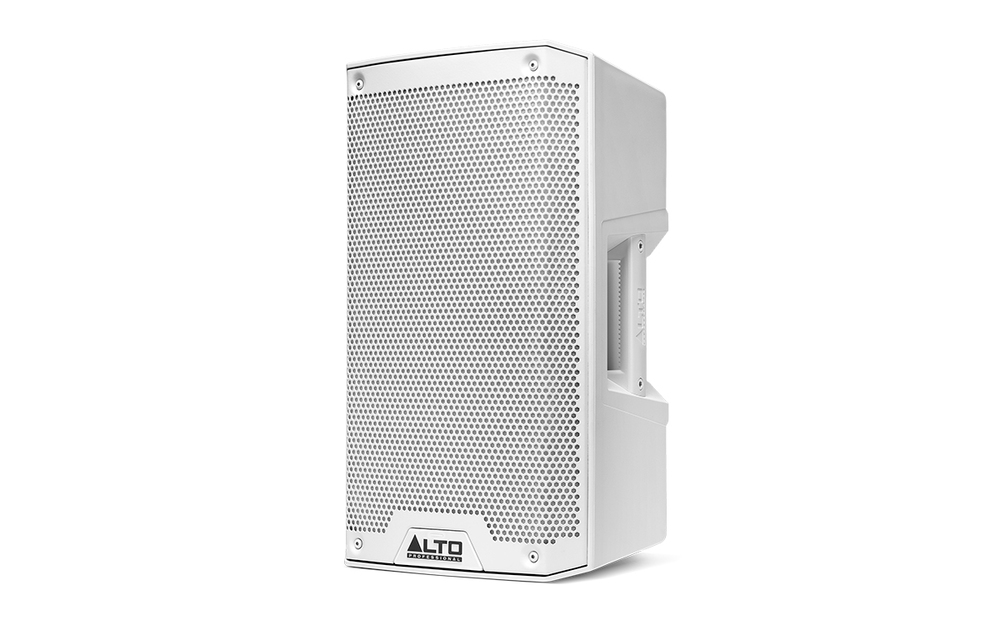 Alto Ts208 White Active Speaker Getinthemix Com