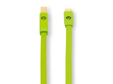 Neo d+ USB-C to USB-B Class B 2M Green