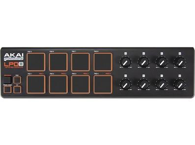 Akai Professional LPD8 Laptop Pad Controller