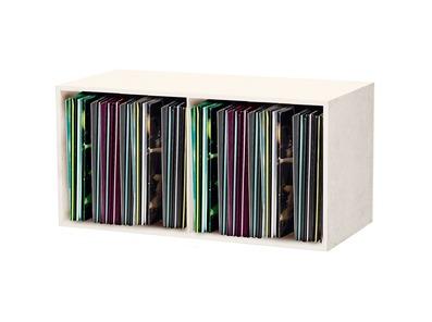 Glorious Record Box White 230