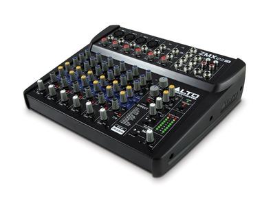 Alto ZEPHYR ZMX122 FX Mixer