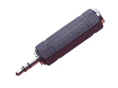 """Soundlab 1/4"""" Stereo Socket to 3.5mm Stereo Plug"""