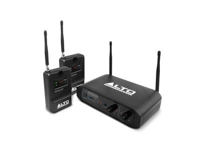 Alto Stealth Wireless 2-Channel Loudspeaker System
