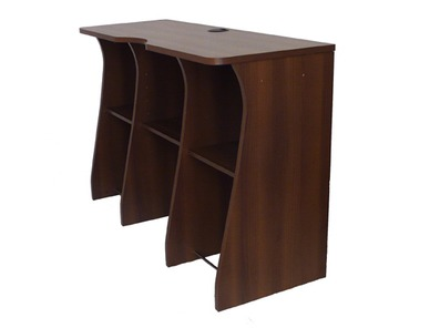 Sefour X30 Tobacco Walnut Console Stand (XE300-909)