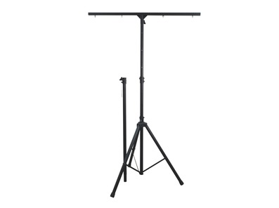 NJS Adjustable Aluminium Lighting Stand with T-Bar