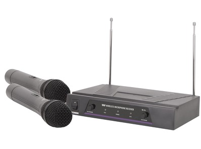 QTX Sound VH2 VHF Microphone System