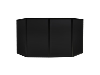 Equinox Foldable DJ Screen Black