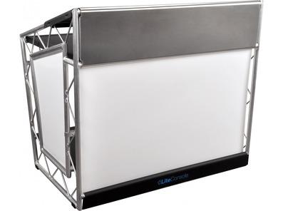 LiteConsole XPRS V2 Foldable Mobile DJ Stand