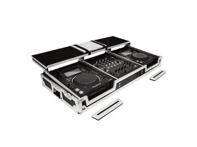 Gorilla CDJ2000 / DJM900 / Workstation Coffin Case inc Shelf