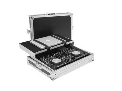 Gorilla Denon MC6000 mk2 Flight Case with Laptop Shelf