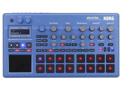 Korg Electribe EMX2 Blue