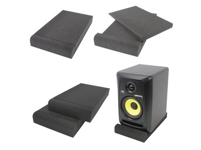 "Gorilla Studio up to 6"" Monitor Speaker Isolation Pad"