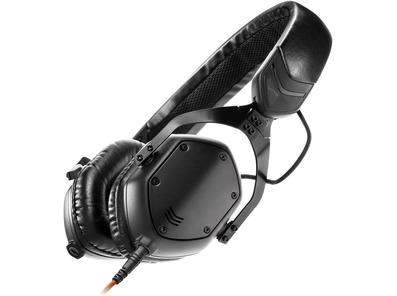 V-Moda XS Matte Black Headphones