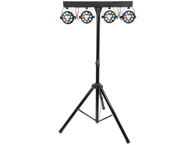 QTX PB-1214 LED PAR Bar Lighting System