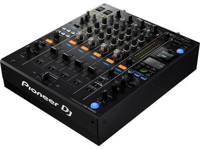 Pioneer DJ DJM-900 NXS2 4 Channel USB Rekordbox DJ Mixer